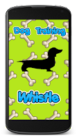 Screenshot of Dog Training Whistle