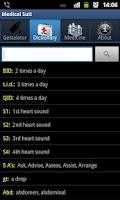 Screenshot of MedicalSuit Lite