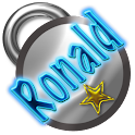 Ronald Name Tag logo