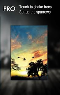 Sunset Hill Pro Live Wallpaper v1.4.3 APK