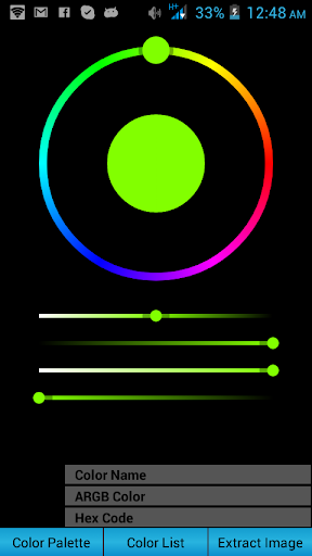 Extract Color Code