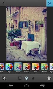 FxCamera - a free camera app v3.4.8