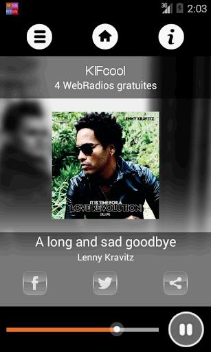 KIFradio - Radios gratuites