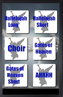 Angels Singing - náhled
