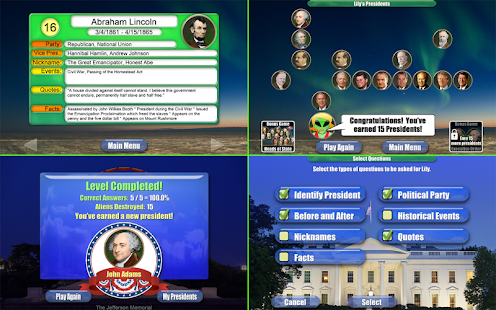 Presidents vs. Aliens™ - screenshot thumbnail