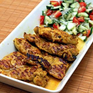 Barbara Kafka's Tandoori Chicken.