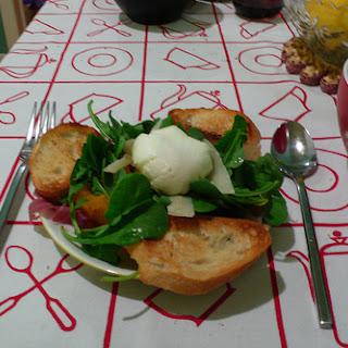 Autumnal Salad.