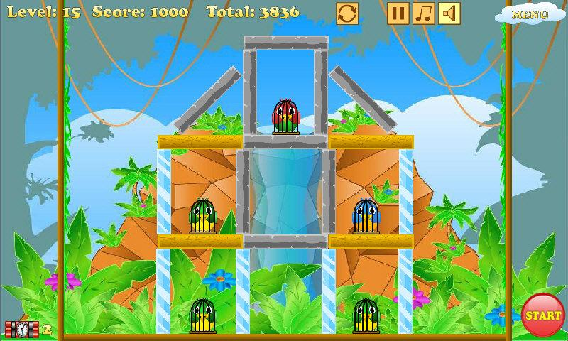 Birds Defenders- screenshot