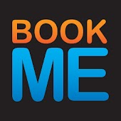 BookMe Travel Search Tablet