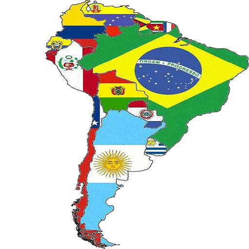 南美洲地圖 教育 App LOGO-硬是要APP