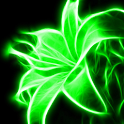 Neon Flower icon