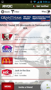 MVDC Military & Vet Discounts screenshot 5