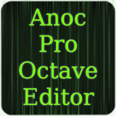Anoc Octave Editor