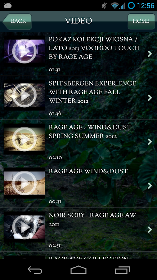 RAGE AGE- screenshot