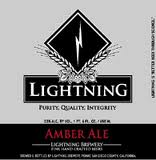 Logo of Lightning American Amber