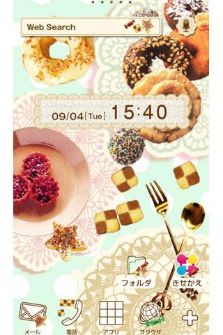 Sweet Time Wallpaper Theme 1.1 Windows u7528 1