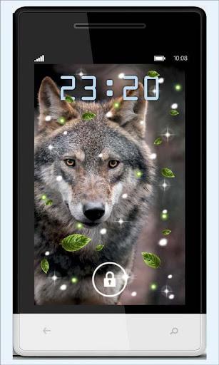 Wolves Photos HD livewallpaper