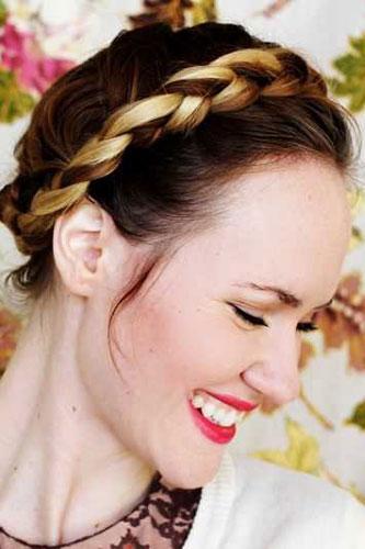 发型教程简单发型