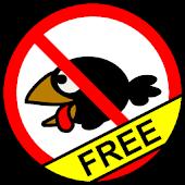 Stop Crows - Reflex Game
