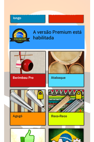 Berimbau for Capoeira- screenshot