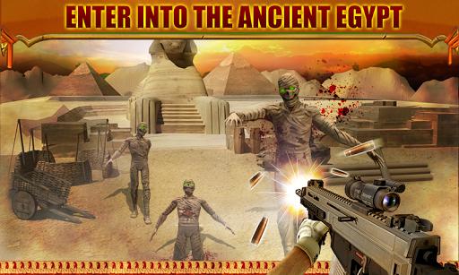 Monster Mummy Attack 3D