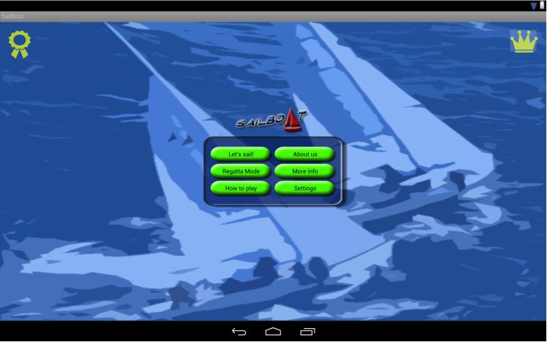 Sailboat - screenshot