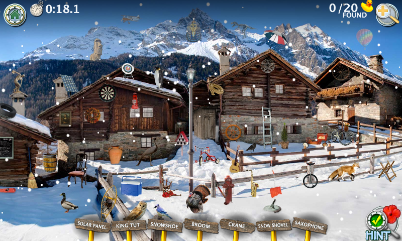 Hidden Objects Quest 15- screenshot