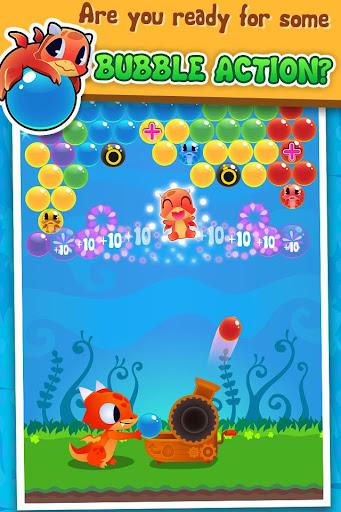 Bubble Dragon Journey - Game