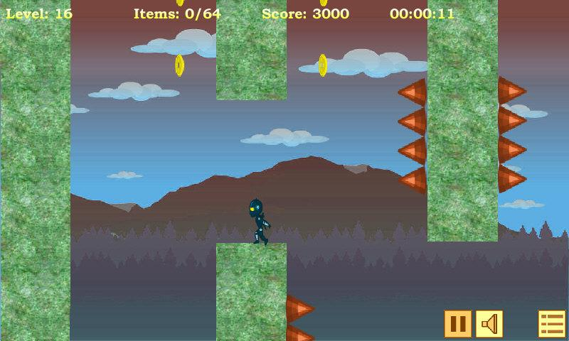 Ninja- screenshot