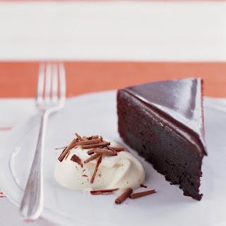 Chocolate Glaze