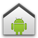 Android 2.3 Launcher (Home) logo