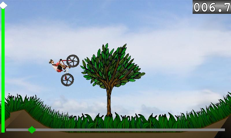 Mountain Bike Mayhem Lite- screenshot