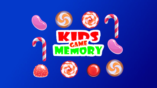 Kids Memory Candy