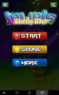 Jewel Candy Star