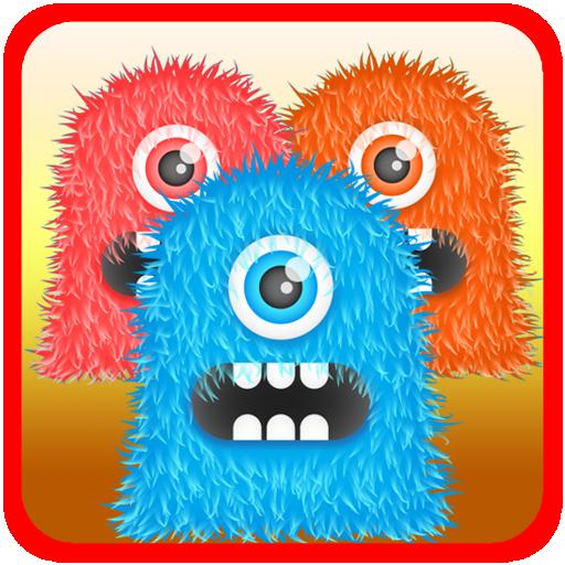 解謎App|有趣的怪獸 LOGO-3C達人阿輝的APP