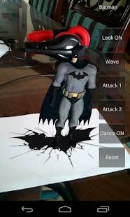 Batman AR Viewer