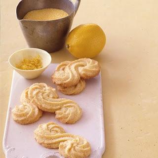 Italian Polenta Cookies.