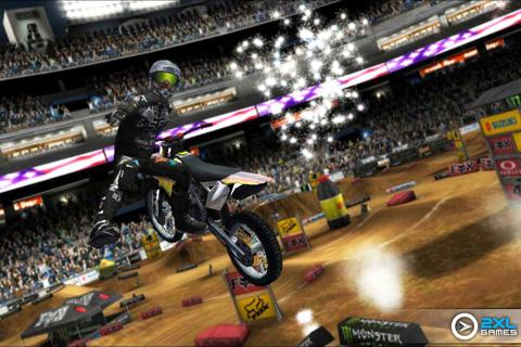 Ricky Carmichael's Motocross - screenshot