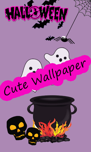 Wallpaper Halloween วอลเปเปอร์