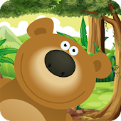 Forest Animal Edu kid Puzzle