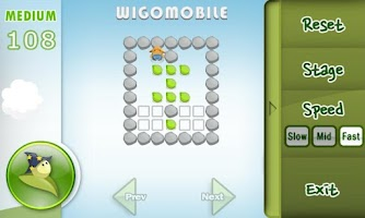Screenshot of Sokoban Puzzle Deluxe