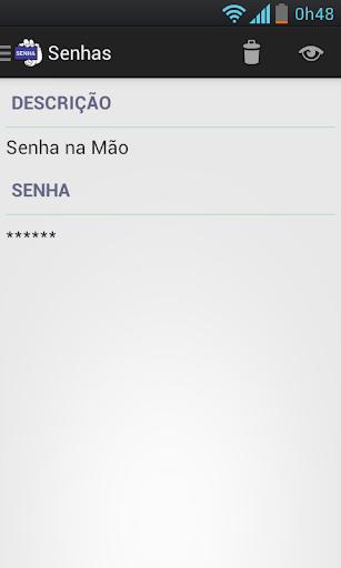【免費生產應用App】Senha na Mão-APP點子