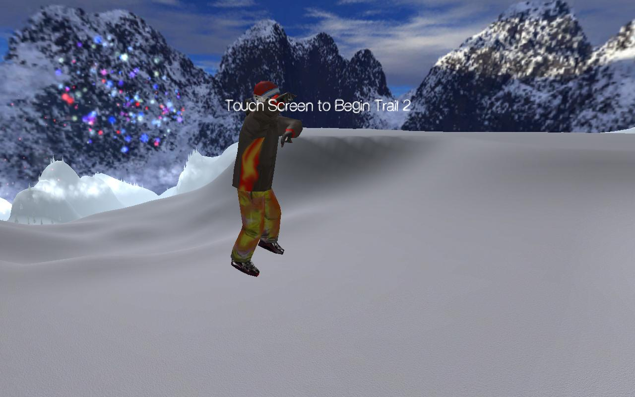 Snowboarding+ - screenshot