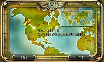 Screenshot of Atlantis Sky Patrol [Full]
