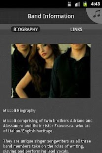 Miccoli - screenshot thumbnail
