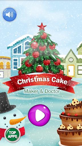 Christmas cake maker doctor