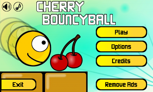 Cherry BouncyBall- screenshot thumbnail