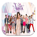 Violetta Game Puzzel_Wallpaper icon