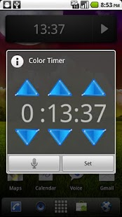 Color Timer - screenshot thumbnail