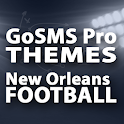 GoSMS New Orleans Football icon